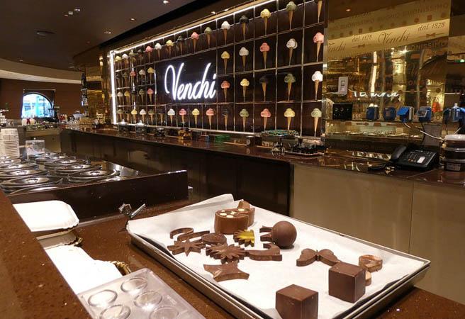Кафе-бар Venchi 1878 Chocolate