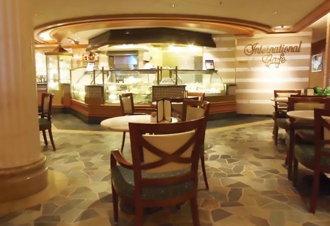 Кафе International