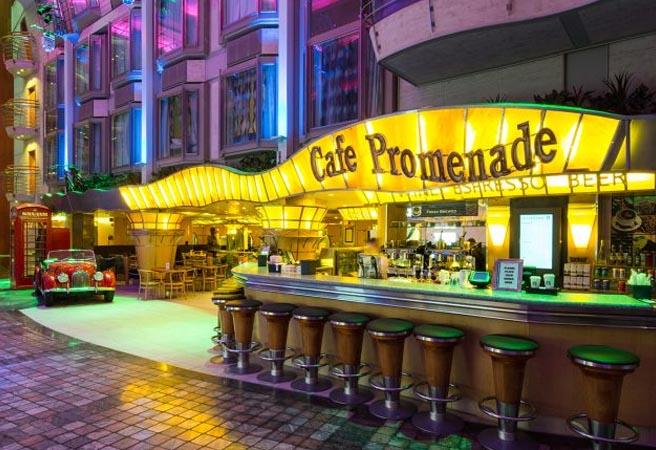 Кафе Promenade