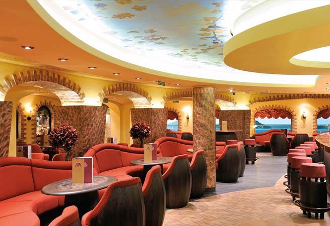 Винный бар La Cantina Toscana