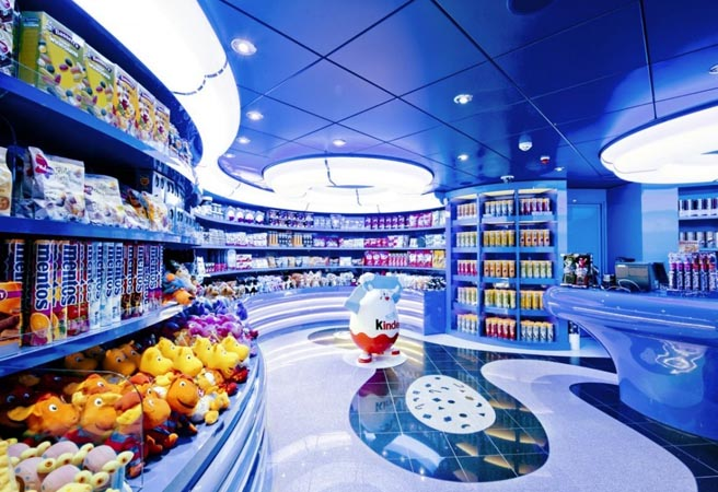 Эксклюзивный магазин конфет и сладостей La Caramella