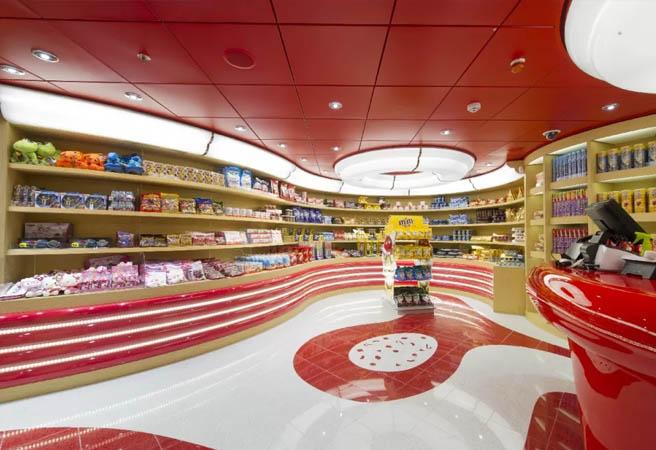 Эксклюзивный магазин конфет La Caramella