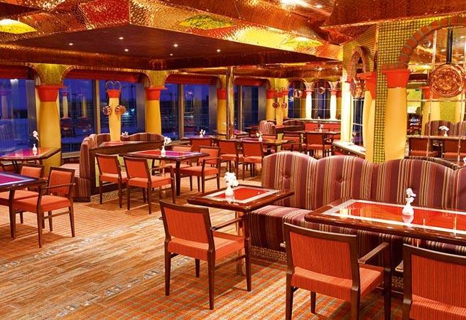 Шведский стол La Paloma Buffet Restaurant