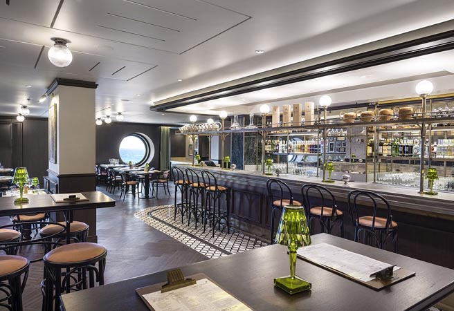 Альтернативный ресторан L'Atelier Bistrot