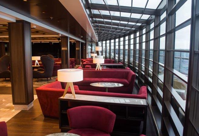 Лаундж-бар Seaview Lounge