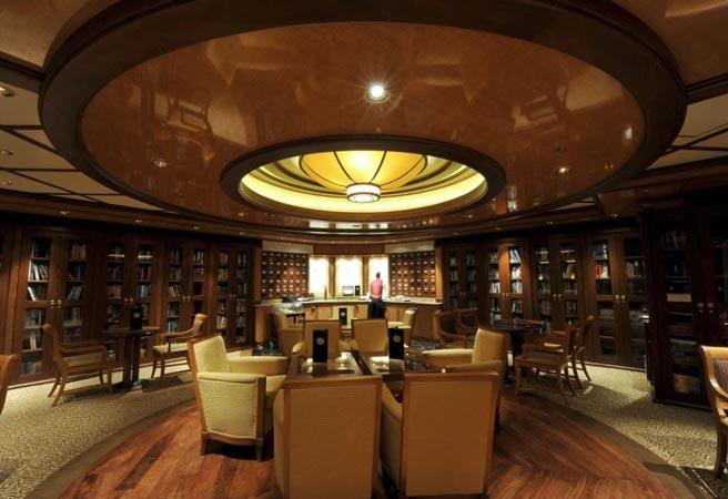 Чайная комната Leaves Tea Lounge & Library