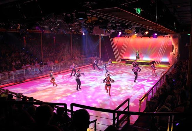 Ледовые шоу в Studio B