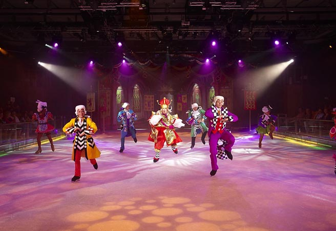 Ледовые шоу Studio B