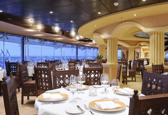 Альтернативный ресторан L'Oasi