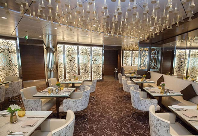 Альтернативный ресторан Luminae