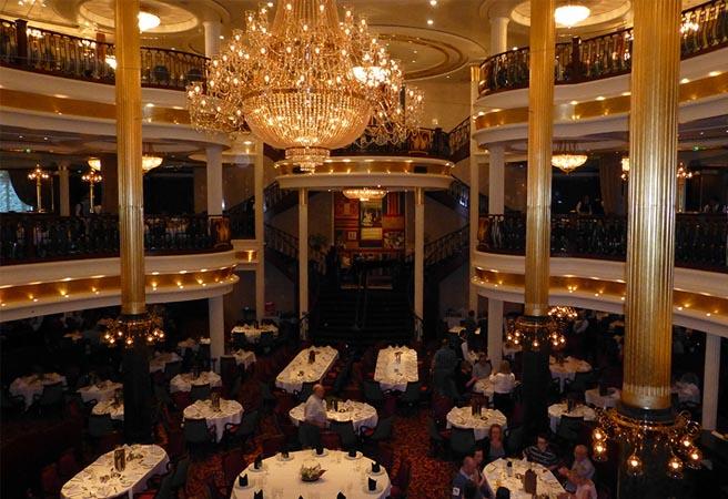 Основной ресторан Main Dining Room