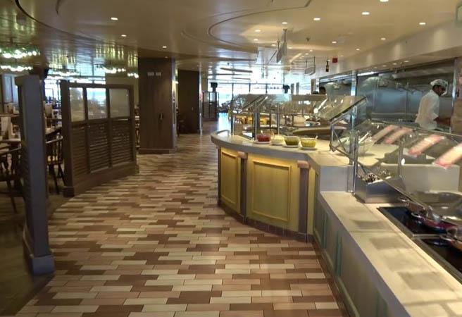 Шведский стол Marketplace Buffet