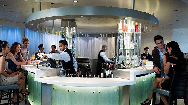 Бар Martini Bar & Crush