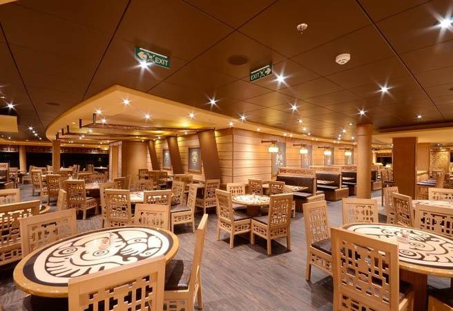 Ресторан-шведский стол Maya