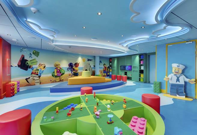 Детский клуб Mini Club Lego