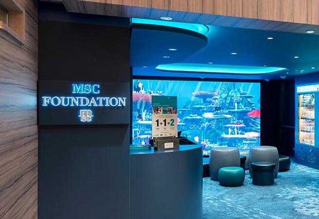 Центр MSC Foundation