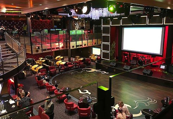 Развлекательная зона Music Hall