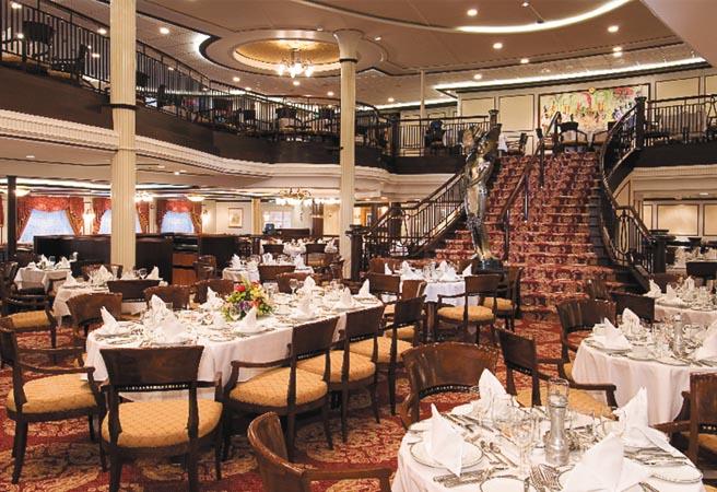 Основной ресторан My Fair Lady Dinning