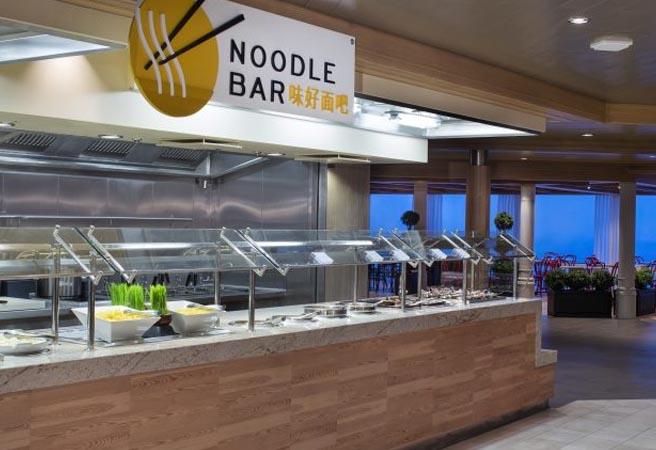 Кафе Kung Fu Panda Noodle Bar
