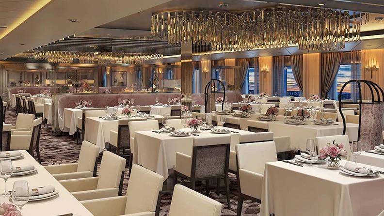 Основной ресторан Normandie