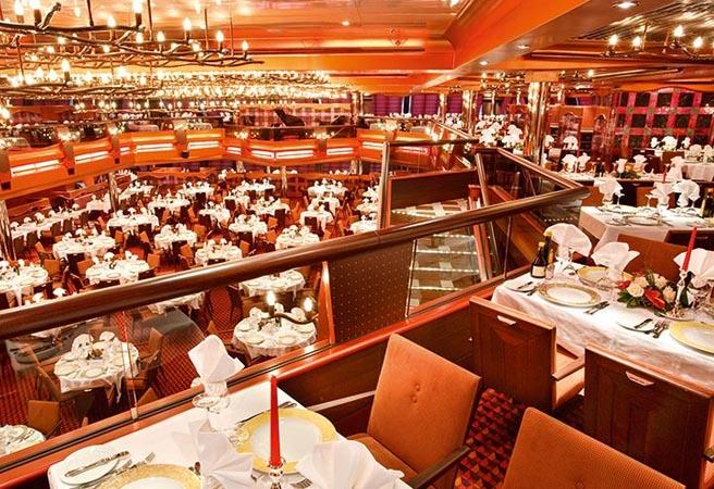 Основной ресторан New York! New York!