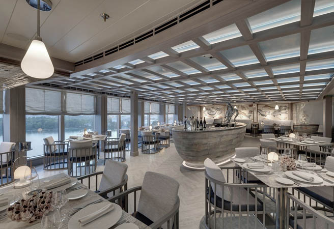 Альтернативный ресторан Ocean Cay by Ramón Freixa
