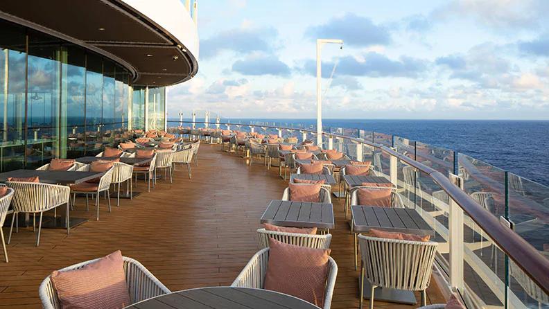 Кафе Oceanview