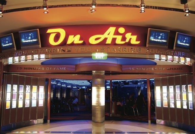 Караоке-бар On Air Club