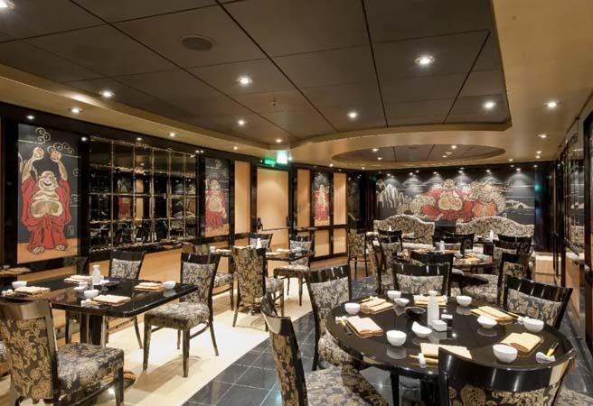 Альтернативный ресторан Oriental Plaza