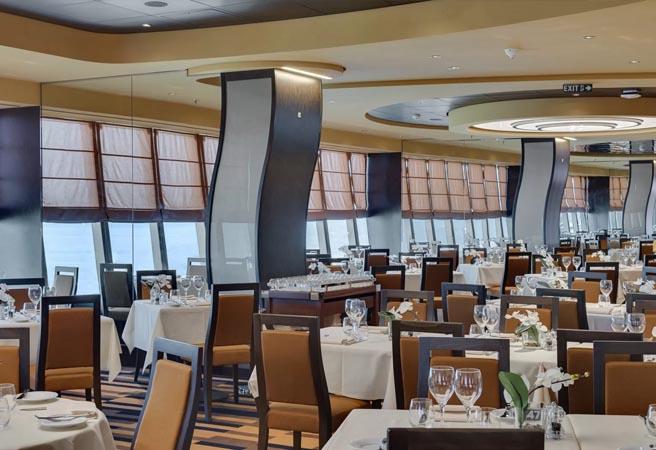 Основной ресторан Panorama