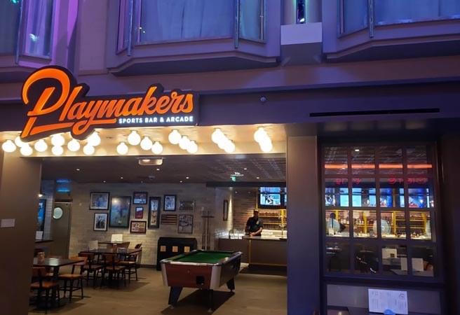 Спорт-бар Playmakers