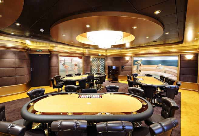 Комната для покера