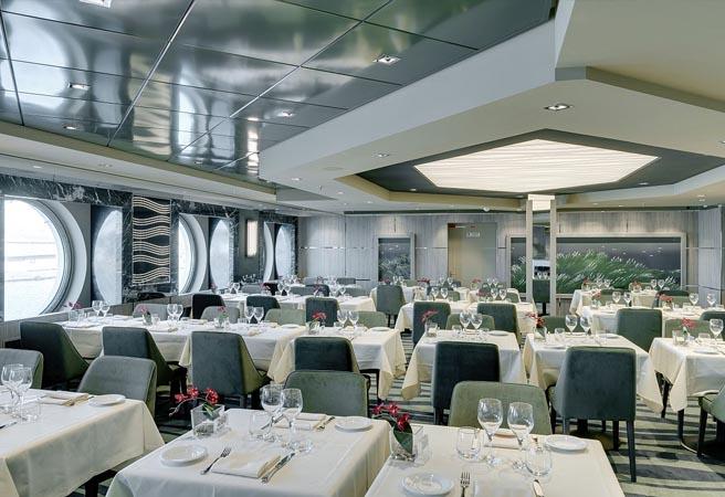 Основной ресторан Posidonia