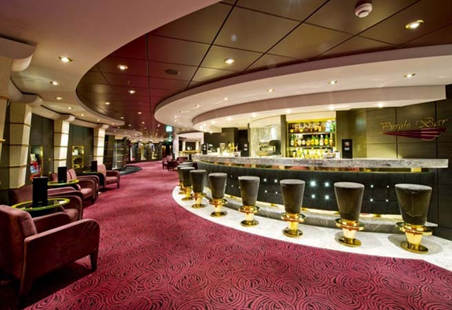 Коктейль-бар Purple