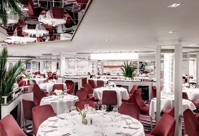 Основной ресторан Purple Crab