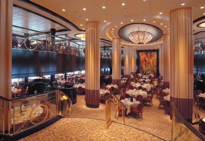 Основной ресторан Reflections Dining Room