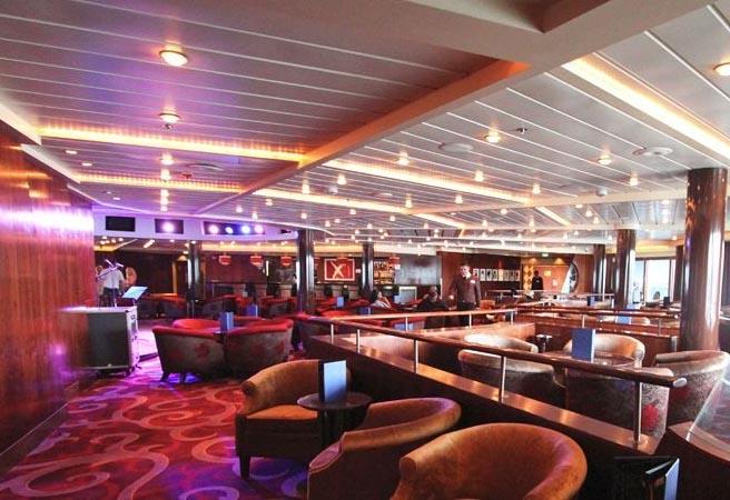 Шоу-лаунж Rendezvous Lounge