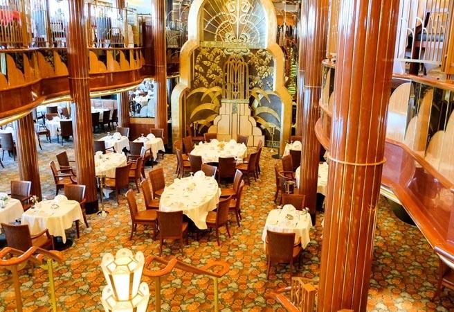 Ресторан Britannia