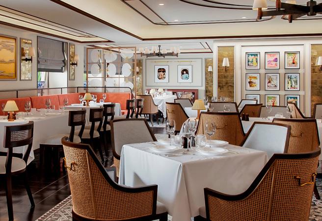 Ресторан Indochine