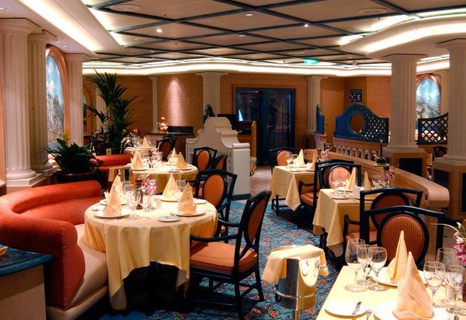 Ресторан итальянской кухни Sabatini's