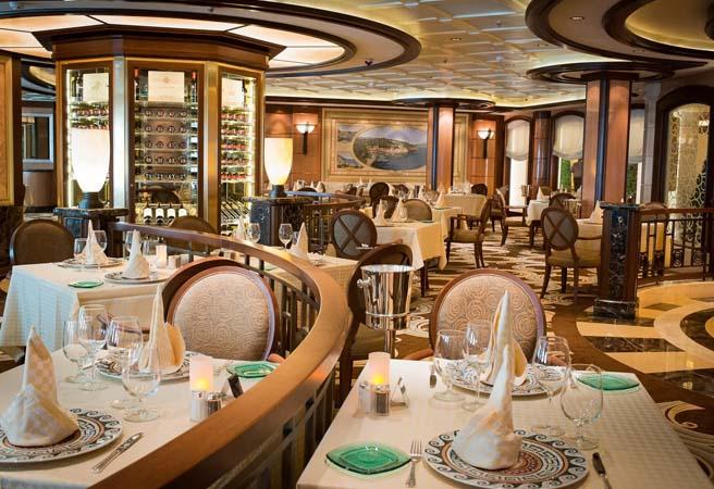 Ресторан тосканской кухни Sabatini's