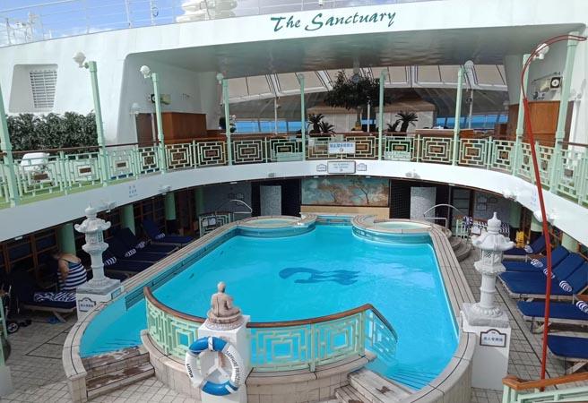 Зона для взрослых The Sanctuary