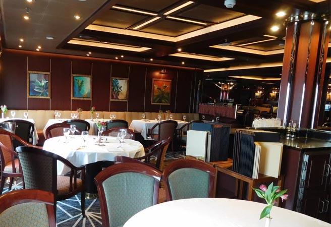 Основной ресторан Savoy