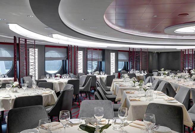 Основной ресторан Seashore Restaurant