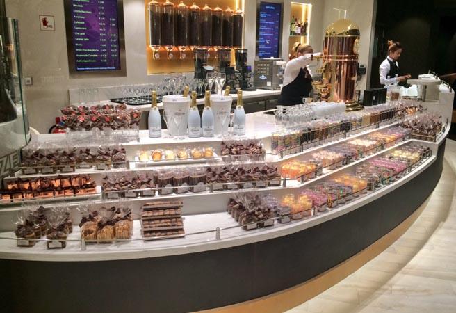 Шоколад-бар Jean-Philippe Chocolate & Coffee