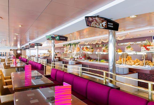 Ресторан-шведский стол Marketplace Buffet