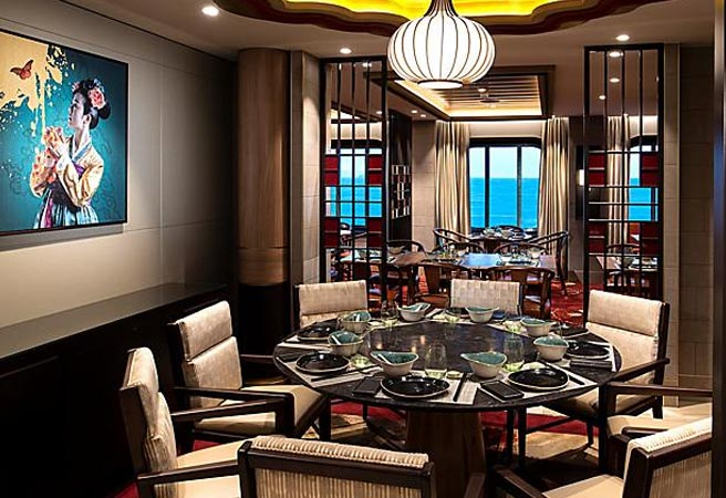 Альтернативный ресторан Sichuan Red