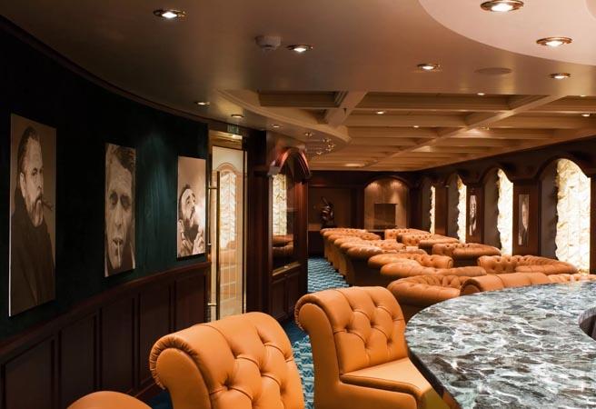 Сигарная комната Havana Club
