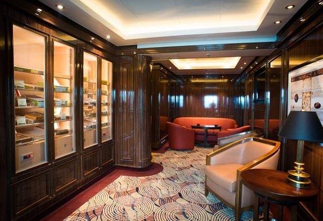 Сигарный клуб-бар Snooker's