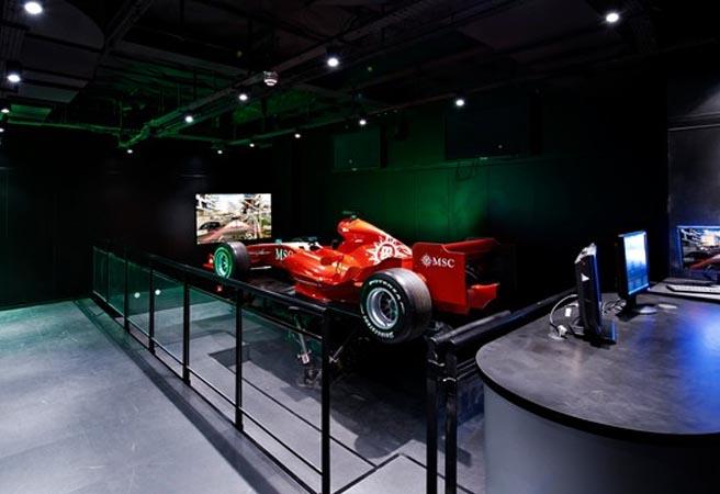 Симулятор Формулы-1